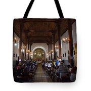Iglesia Nuestra Senora De La Asuncion Ahuachapan Tote Bag