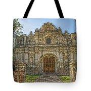 Iglesia San Jose El Viejo - Antigua Guatemala Hdr Tote Bag