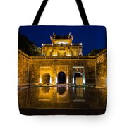 Imperial Citadel Of Hanoi Tote Bag