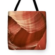 Impressions Of Antelope Canyon 1 Tote Bag