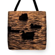 In The Liquid Gold Tote Bag