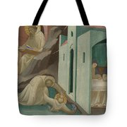 Incidents In The Life Of Saint Benedict Tote Bag