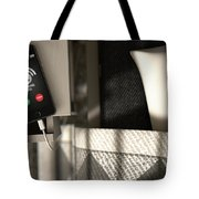 Incoming Call Cellphone Next To Bed Tote Bag