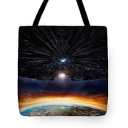 Independence Day Resurgence 2016  Tote Bag