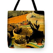 Indian Baskets 2 Tote Bag