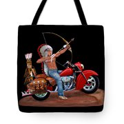 Indian Forever Tote Bag