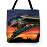Indian Rainbow Tote Bag
