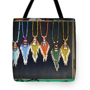 Indigenous Arts And Crafts Tote Bag