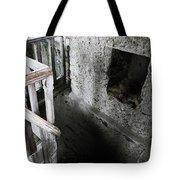 Inside The Castle Frankenstein Tote Bag