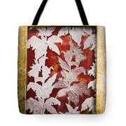 Interpenetrating Images Tote Bag
