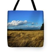 Into The Grasslands. Tote Bag