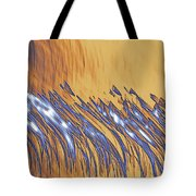 Inverted Reflection Abstract 233 Tote Bag