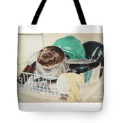 Invisible Work Tote Bag