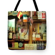 Irish Pub Tote Bag