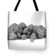 Iron Ore Nugget Collection Tote Bag