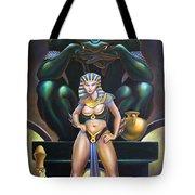 Isis And Osiris Tote Bag