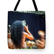 Island Beauty Tote Bag