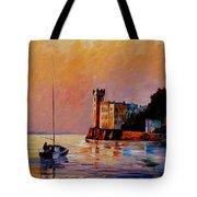 Italy - Trieste Gulf Tote Bag