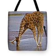 It's A Long Way Down Tote Bag
