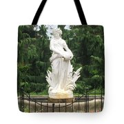 Ivory Lady Tote Bag