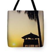 Ixtapa Sunset Tote Bag