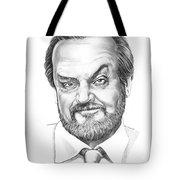 Jack Nickolson Tote Bag