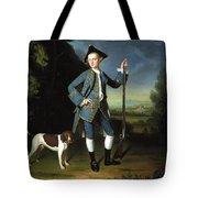 Jacob Morland Of Capplethwaite Tote Bag