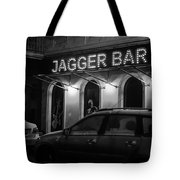 Jagger Bar In Ufa Russia Tote Bag