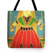 Jaipur's Kathputli Tote Bag