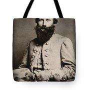 James E. B. Jeb Stuart Tote Bag