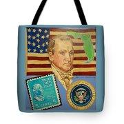 James Monroe Tote Bag