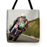 Jamie Hodson Tote Bag
