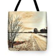 January Tote Bag