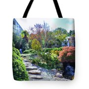 Japanese Garden 3 Tote Bag