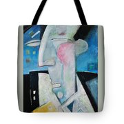 Jazz Face Tote Bag