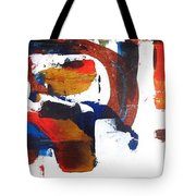Jazz Rodeo Tote Bag