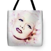 Jean Harlow Tote Bag