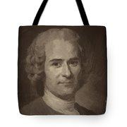Jean Jacques Rousseau Tote Bag