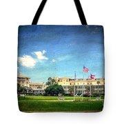 Jekyll Island Club Hotel Tote Bag