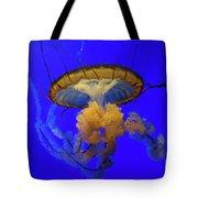 Jellyfish At California Academy Of Sciences In San Francisco, California Tote Bag
