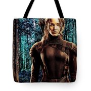 Jennifer Lawrence Collection Tote Bag