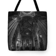 Jerez De La Frontera Cathedral Dome From Inside Cadiz Spain Tote Bag