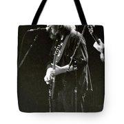 Grateful Dead - Jerry Garcia - Celebrities Tote Bag