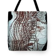 Jesus Christ And Mother Mary Tote Bag