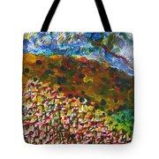 Jesus Of Gethsemane Tote Bag