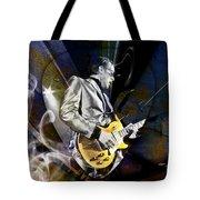 Joe Bonamassa Art Tote Bag
