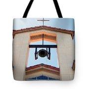 1 John 1 Vs 5 Tote Bag