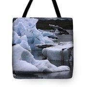 Jokulsarlon Glacier Lagoon Iceland 2431 Tote Bag