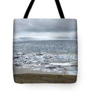 Jokulsarlon, Iceland Tote Bag