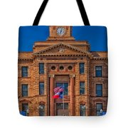 Jones County Courthouse Tote Bag